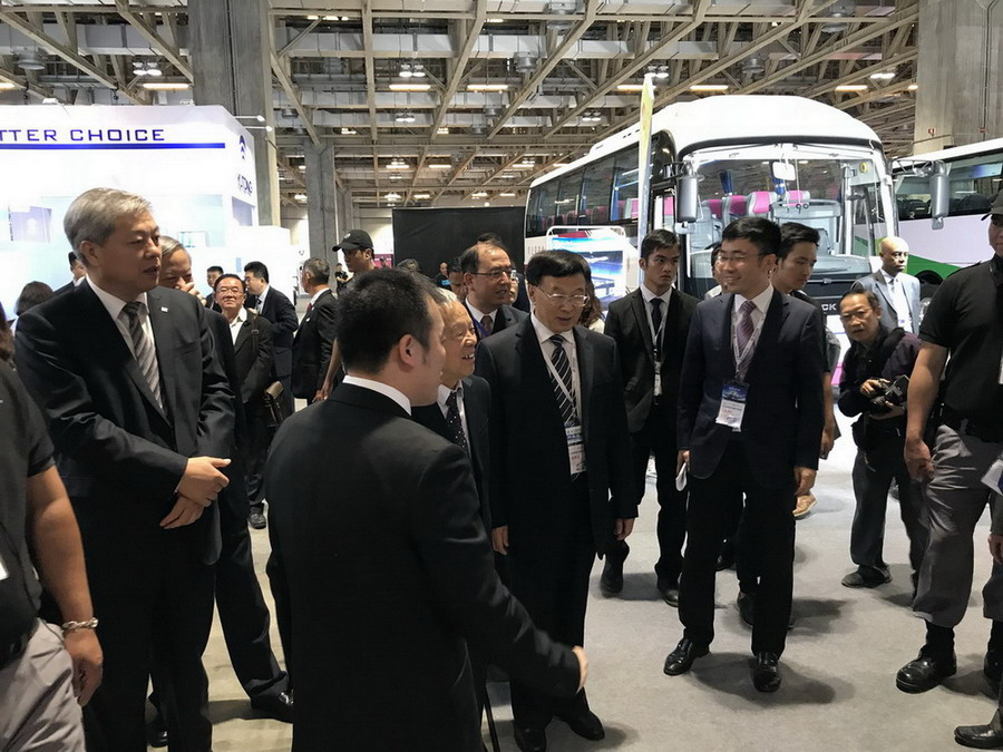 BONLUCK JOINS 2018 CHINA (MACAU) INTERNATIONAL AUTOMOBILE EXPOSITION